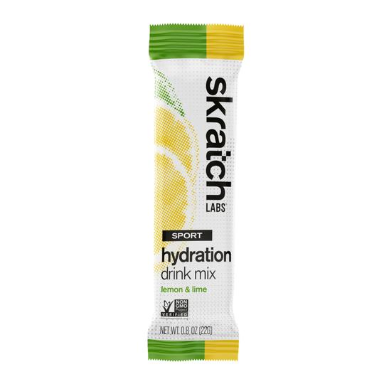 Boisson d'Hydratation Sport   Portion Individuelle