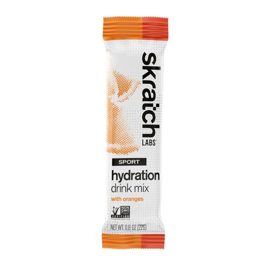Boisson d'Hydratation Sport | Portion Individuelle