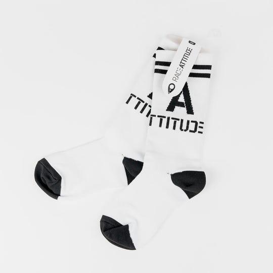 Race Attitude Socks | Youth's