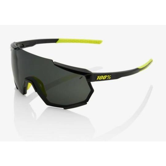 RaceTrap Sunglasses | Gloss Black