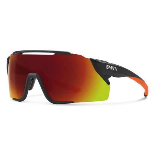 Attack MAG MTB Sunglasses | Matte Black Cinder
