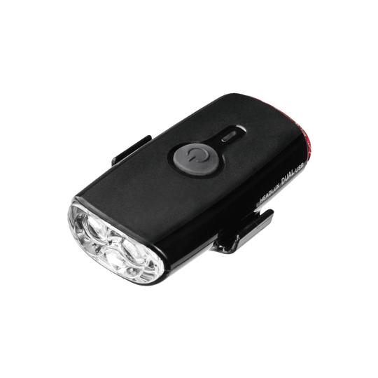 Headlux Dual USB Helmet Light