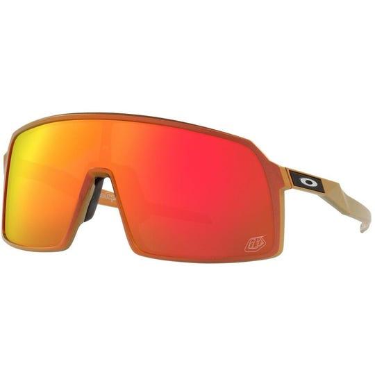 Sutro TLD Sunglasses | Red Gold Shift