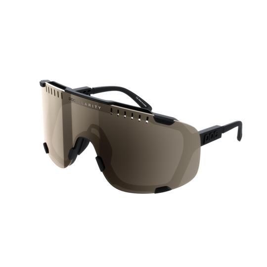 Devour Sunglasses | Uranium Black