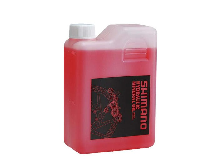 Hydraulic mineral oil for disc brakes 1L