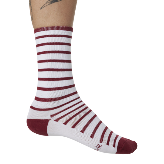 Bordeaux socks