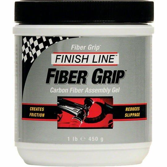 Carbon fiber assembly gel