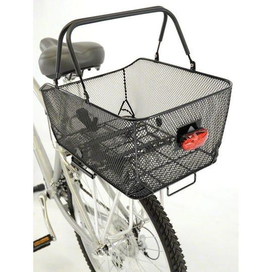 Market LX Rear Bike Basket