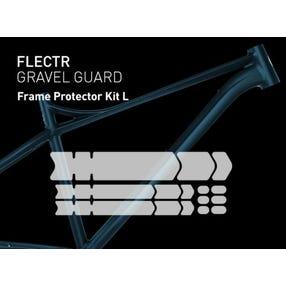 Gravel Guard Frame Protector | Kit L