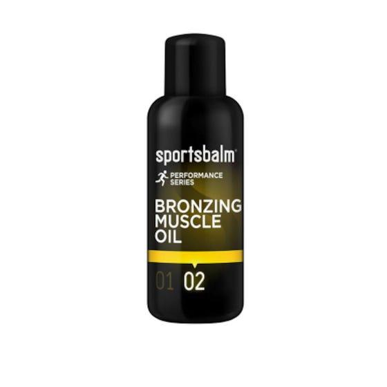 Bronzing Muscle Oil