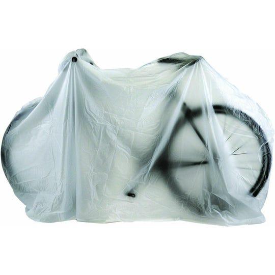 PVC bike cover