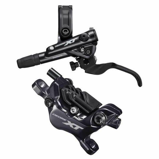 XT BL-M8100/BR-M8120 Brake Lever & Caliper Set