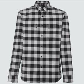 Chemise Checkered Ridge à Manches Longues | Hommes