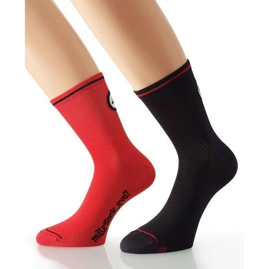Mille_evo7 Socks | 2-pack