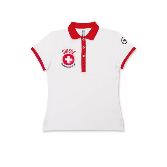 Ss-suisse-fed-lady polo  Women's