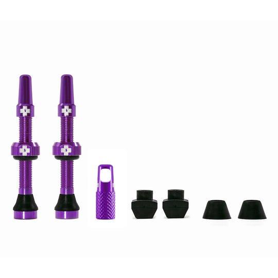Tubeless Valve | Purple