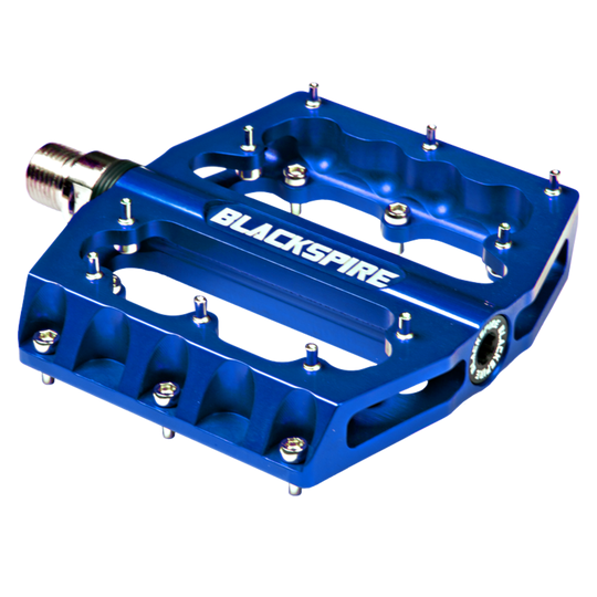 Sub 420 Chromo Flat Pedals