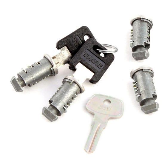Lock Set ( 4x ) 544