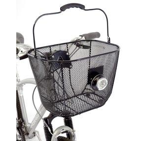 Fresh-Mesh DLX front basket