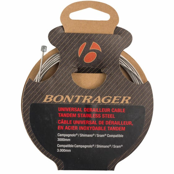 Cable Bontrager Derailluer Universal Tandem Stainless