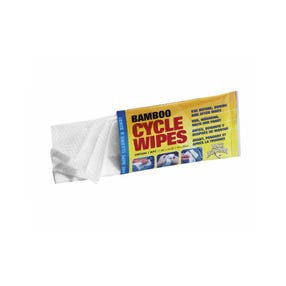 Bamboo cycle wipes