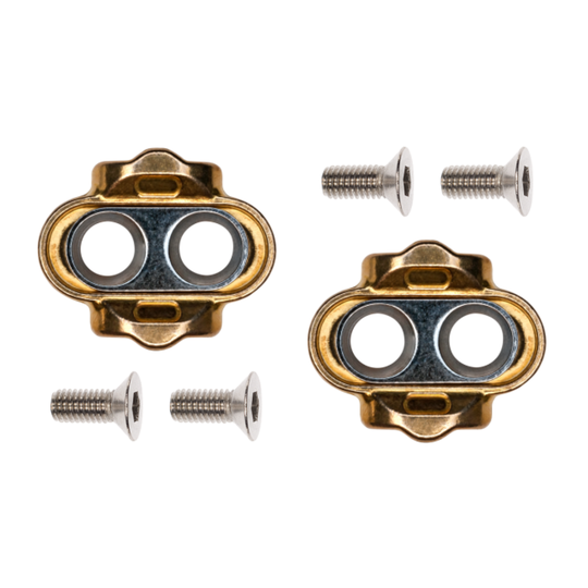 Zero Float cleats for Crankbrothers pedals