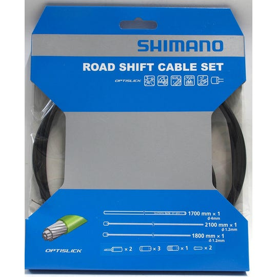 Shift Cable/Housing OptiSlick Road set