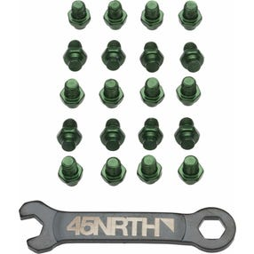 Pedals Studs | Green