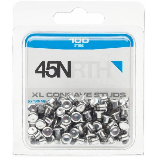 Clous Concaves XL   Paquet de 100