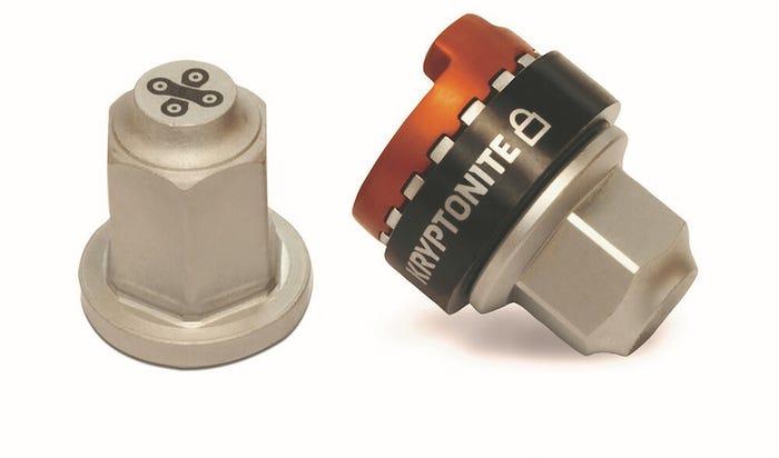Wheelnutz M10 lockable wheel nut
