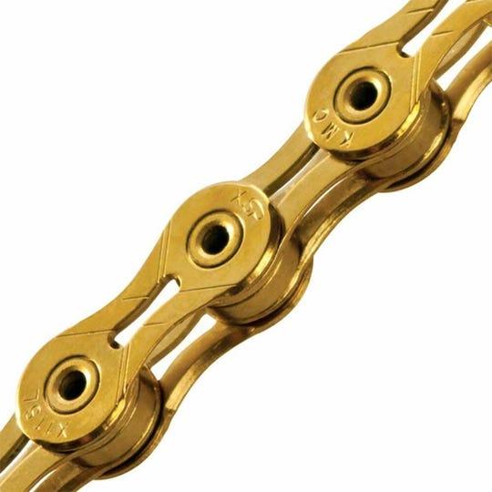 X10 SL Gold Chain | 10 Speed