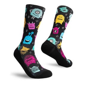 Chaussettes Monsters