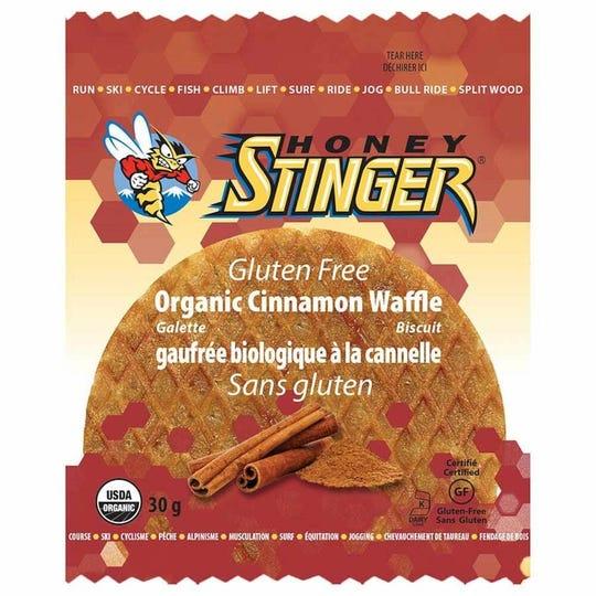 Organic gluten-free waffle