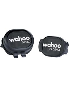 Ensemble capteurs vitesse/cadence (ANT+/Bluetooth)