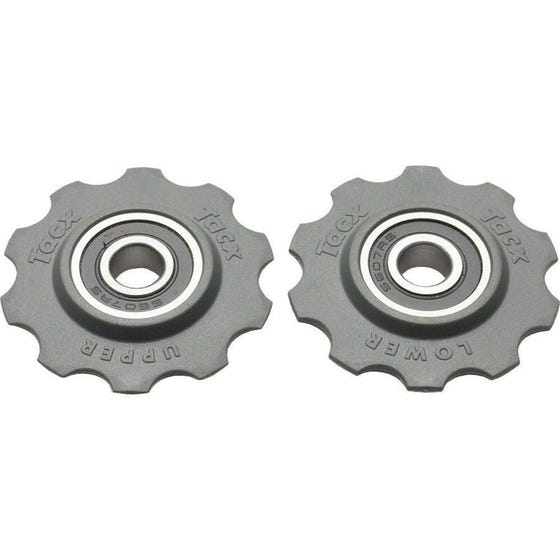 Stainless steel bearing pulleys 9/10S