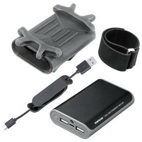 Fixation à Téléphone avec Batterie PowerPack