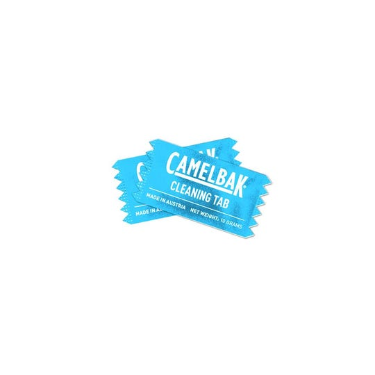 Capsules de nettoyage pour réservoirs et bouteilles d'eau | paquet de 8