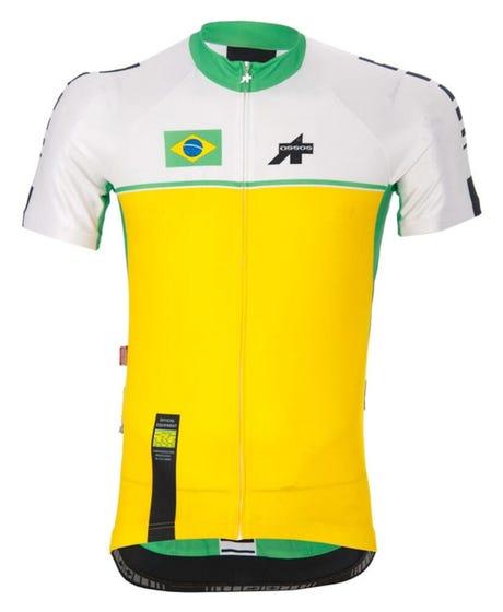 Federation Brasil Jersey
