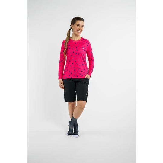 Maillot Trail Signature Manches Longues | Femme