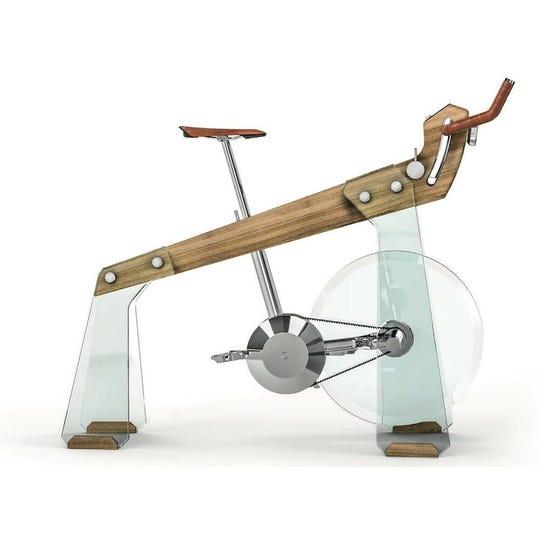 Vélo d'entraînement Fuoripista