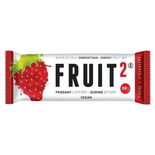 Fruit2 energy bar