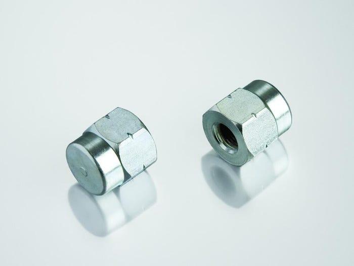 T1415 M10 Axle nut
