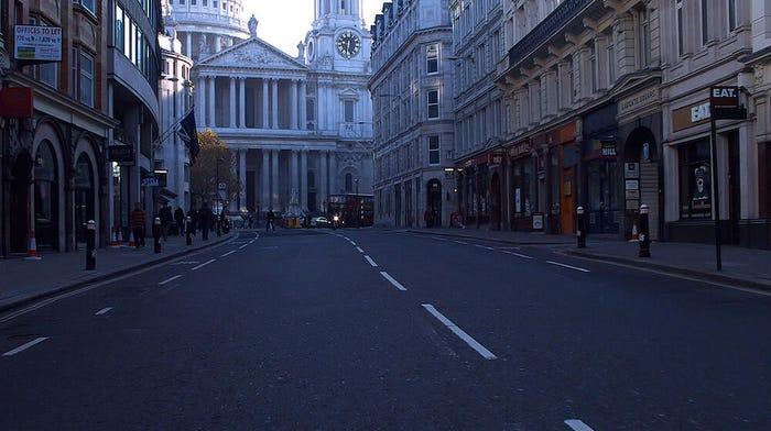 Dvd City Trips London & Barcelona  T1957.91