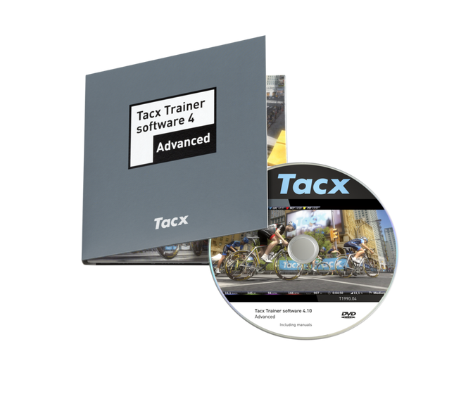 Trainer software T.T.S. 4.0 Advanced
