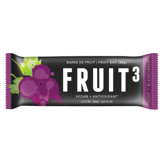 Fruit3 energy bar