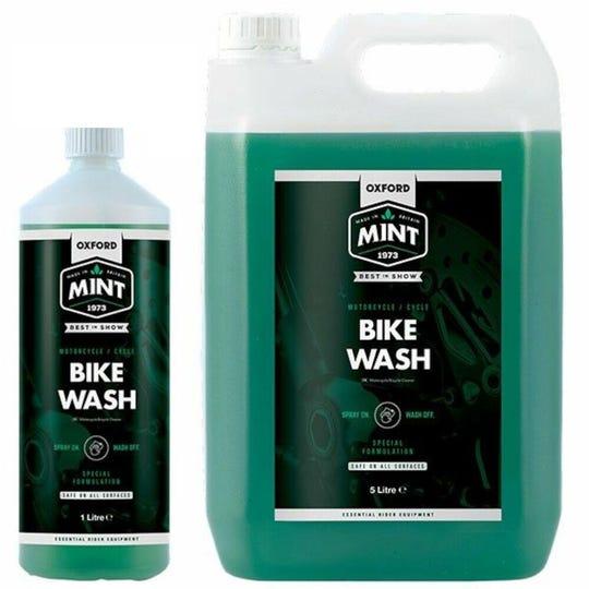 Mint Bike Wash