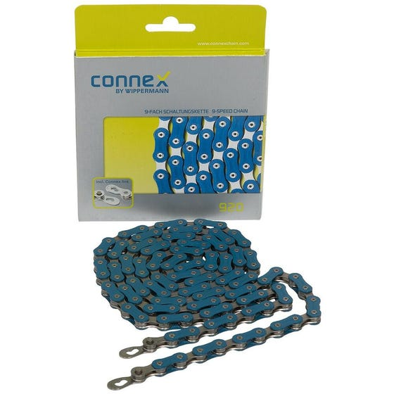 Wippermann Connex 920 9-Speed Bicycle Chain.