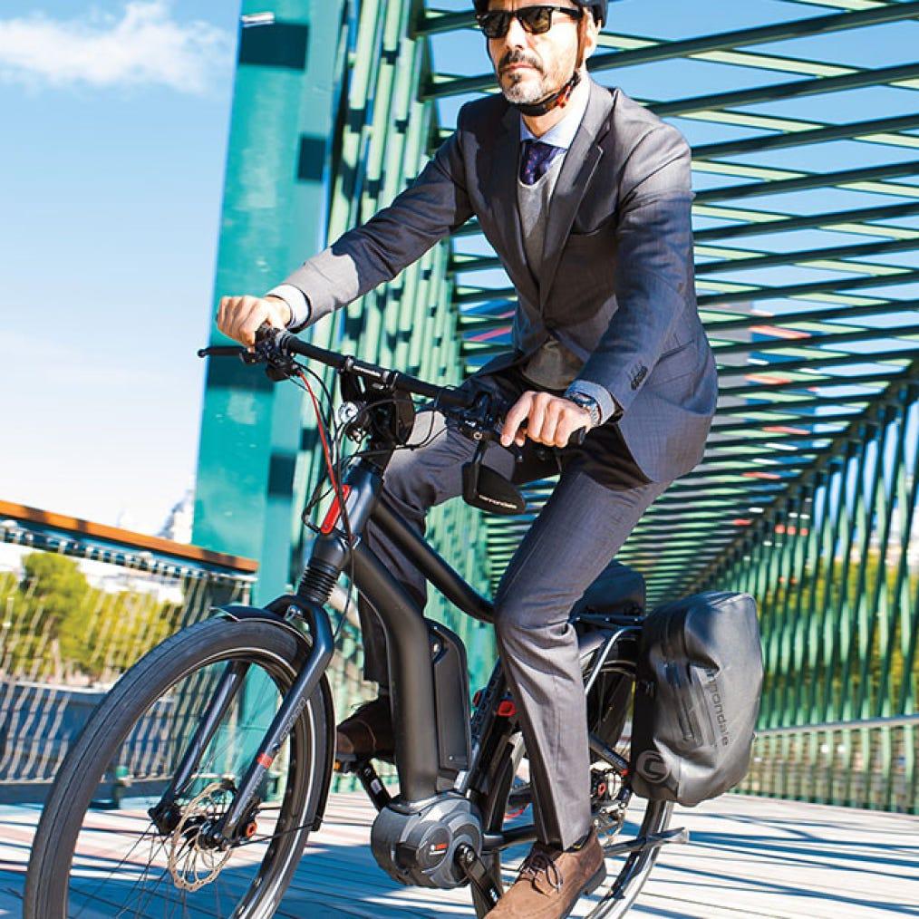 Aller au travail à vélo: tout ce que vous devez savoir!