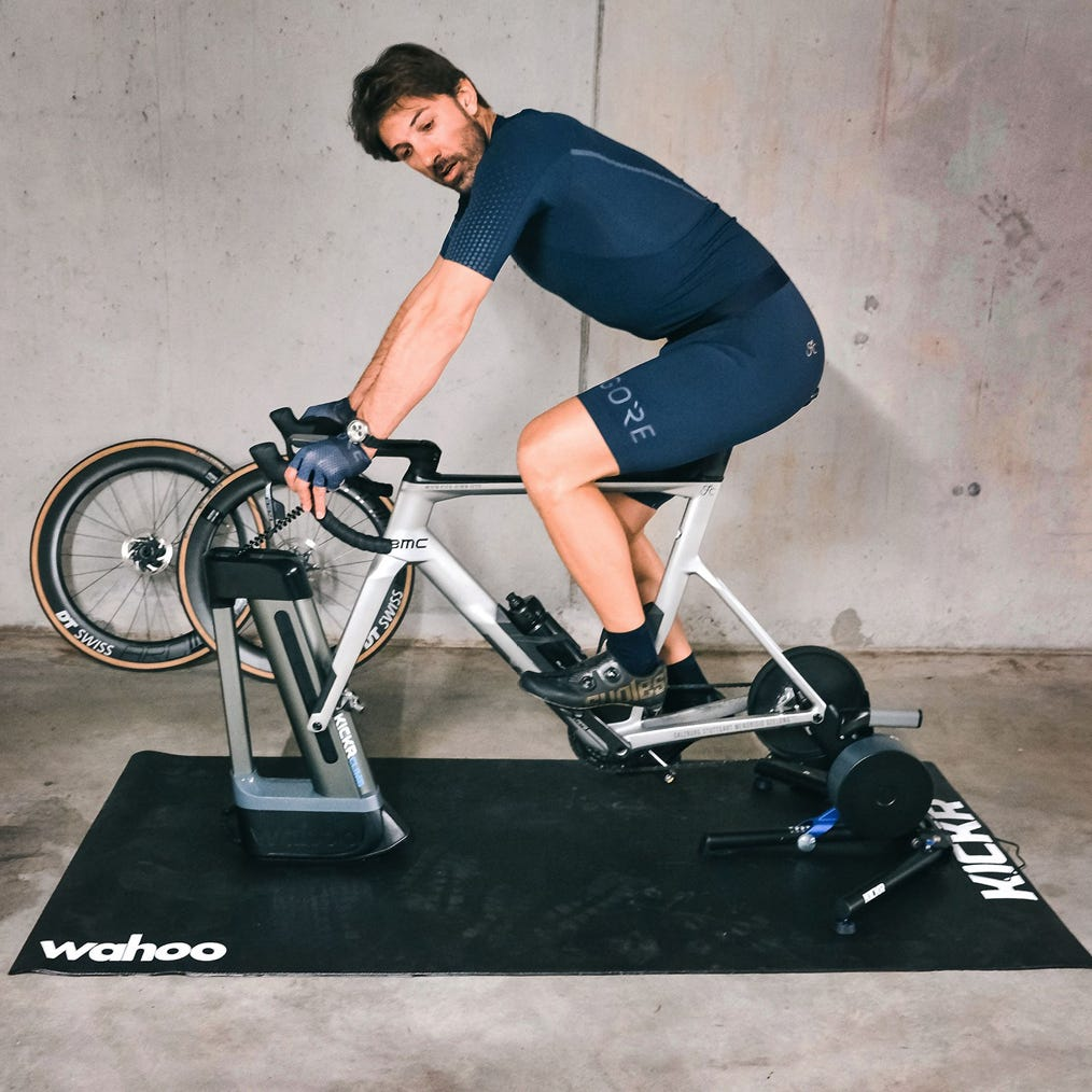 How to get started with indoor training