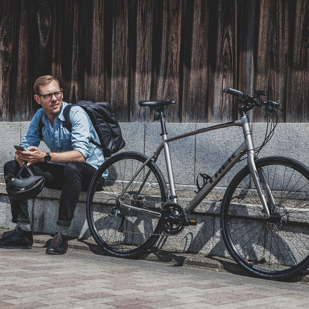 How to choose a hybrid bike: buying guide
